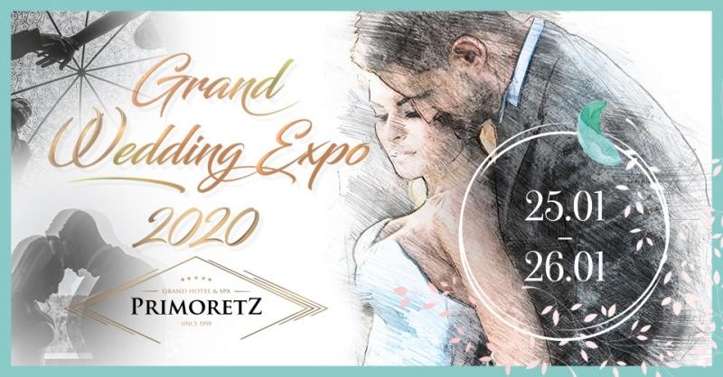 Утре откриват сватбеното изложение Grand Wedding Expo 2020 на Гранд Хотел и СПА Приморец