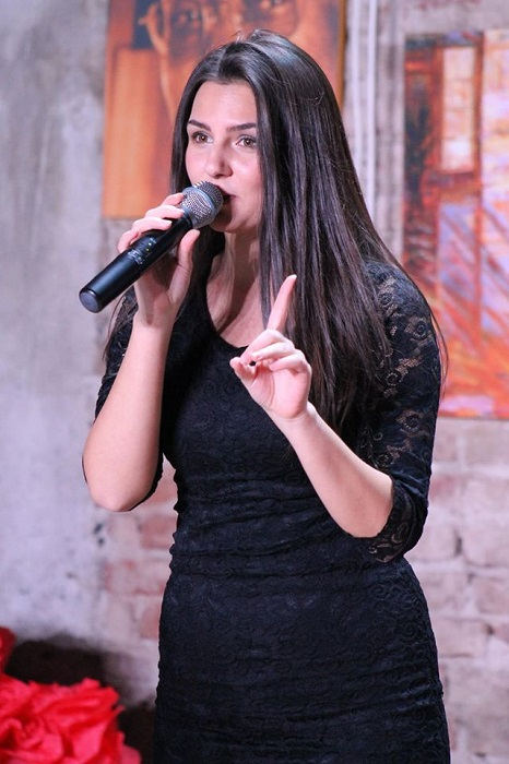 Музикалното представя Вечнозелената музика на бургазлии