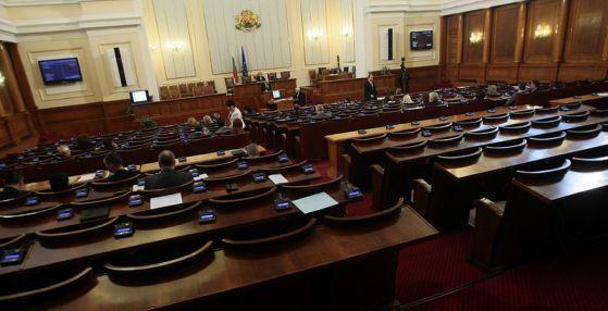 Извънредно заседание на правната комисия в парламента