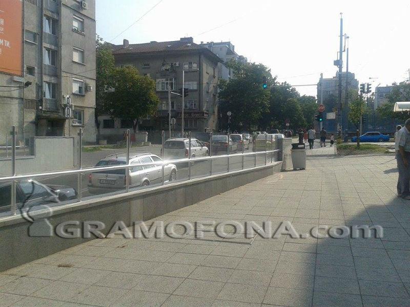 Натоварено движение в Бургас
