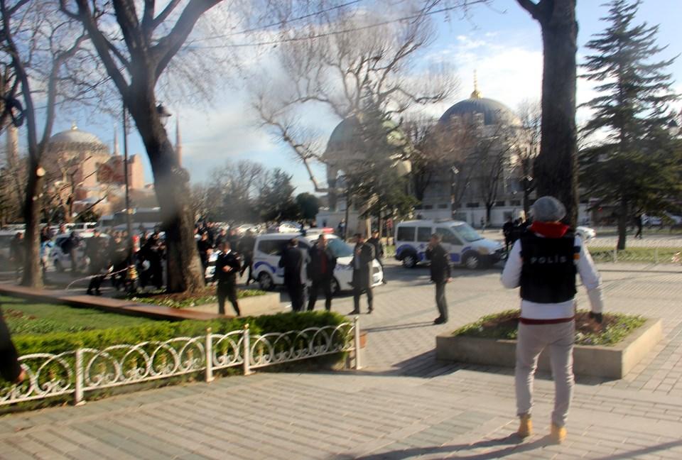 Взрив в Истанбул, има загинали