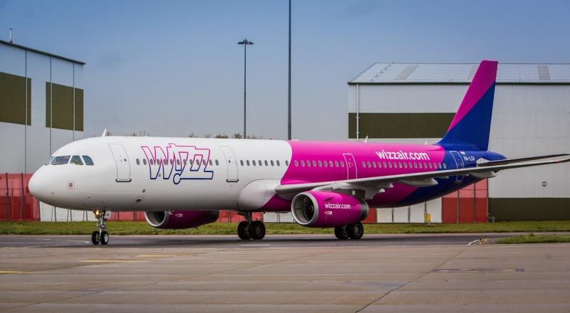 Wizz Air пуска нов маршрут от Бургас до Гданкс