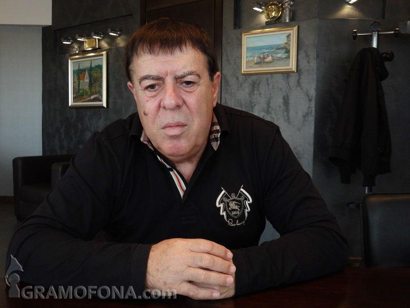 Бенчо Бенчев е получил лично призовката си от следствието