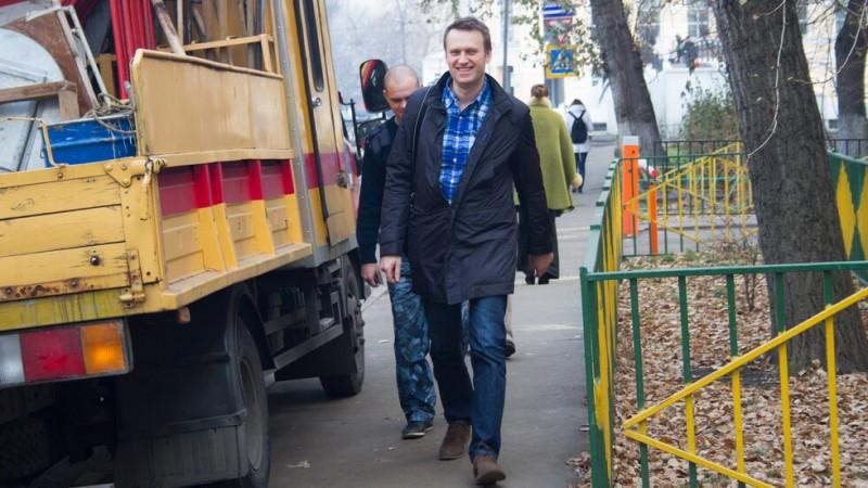 Нова версия за отравянето на Алексей Навални