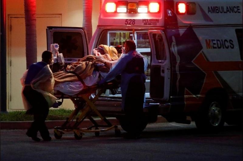 Черен рекорд в САЩ: 1169 починаха от COVID-19 за един ден