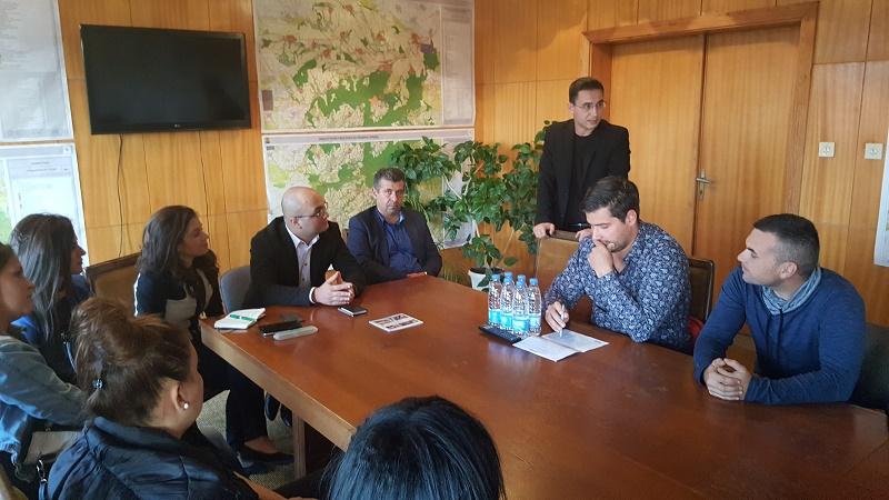 Икономист оглави младежката организация на ГЕРБ в Средец