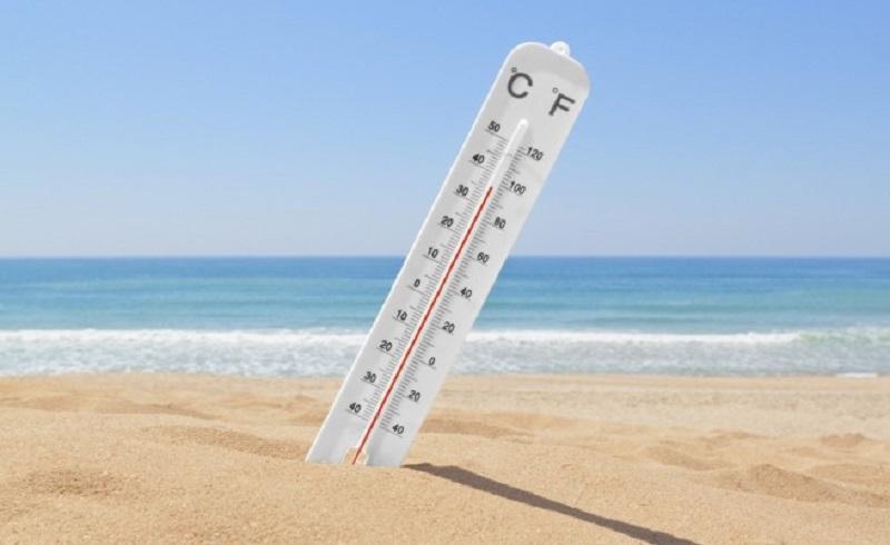 Хайде на плаж, морската вода е 27 градуса