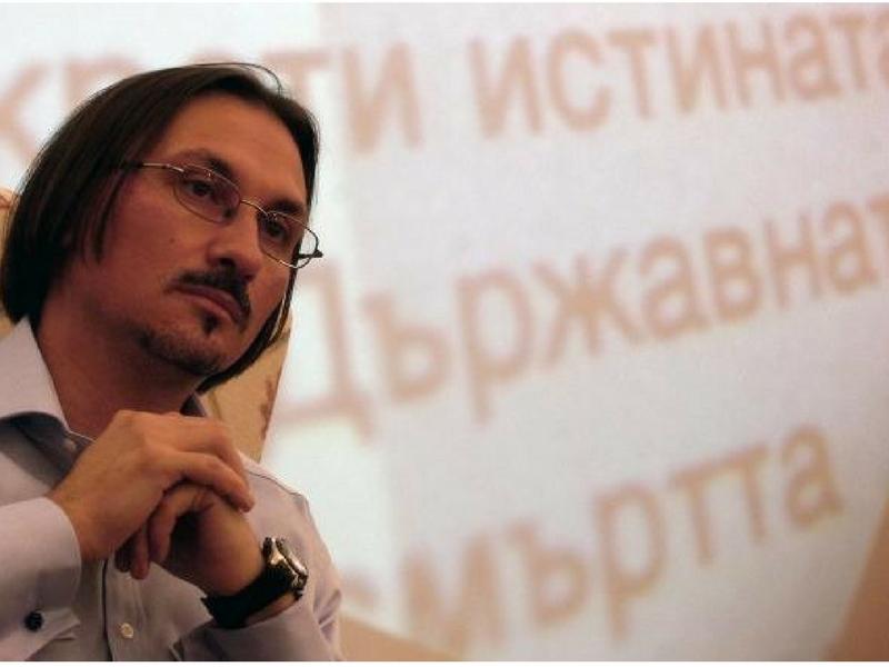 """Среща-разговор с журналиста Христо Христов и представяне на книгата """"Тайните фалити на комунизма"""""""
