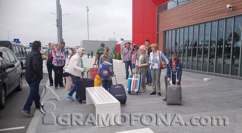 Москва, Тел Авив и Лондон са най-популярните дестинации на бургаското летище