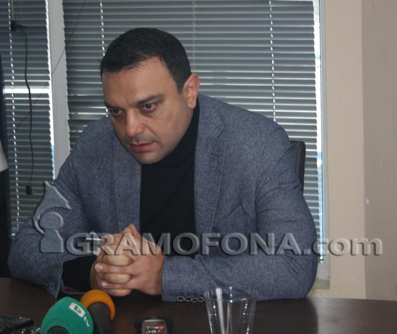 Московски с призив към българските шофьори да вдигнат блокадата