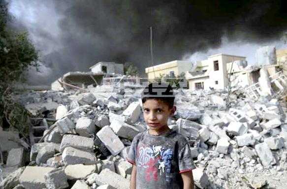 Свален турски изтребител над Ирак