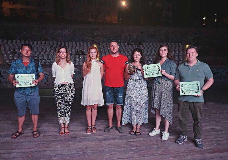 Чех и французойка – най-добри актьори на филмовия фестивал в Царево