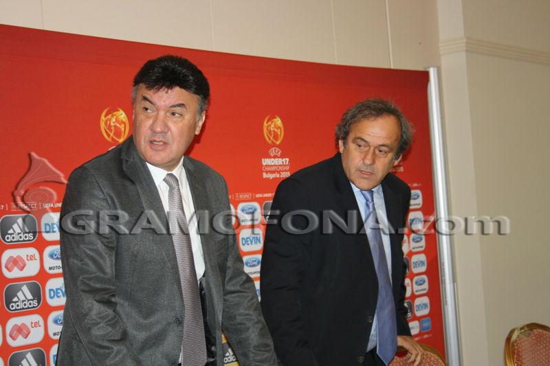 Допълнително наказание грози Мишел Платини