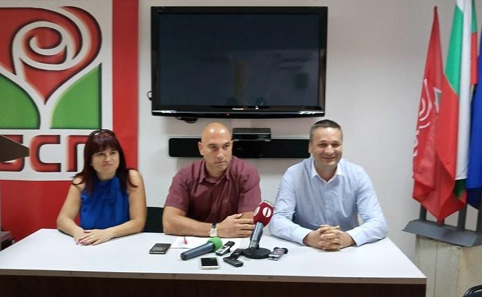 Социалистите в Бургаско залагат на сигурно за президентския вот