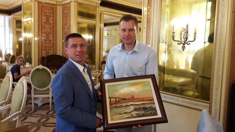 Пристанище Бургас - потенциален круизен порт от дестинацията Черно море
