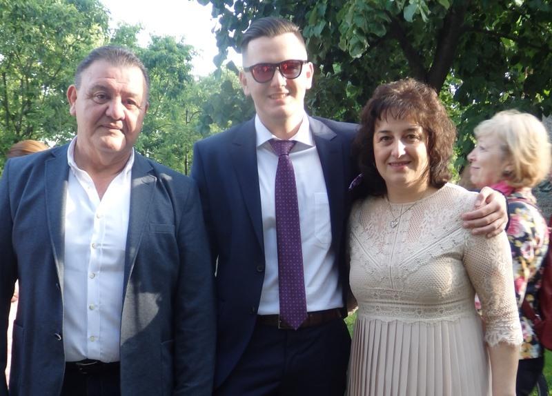 Адвокатски син сред абитуриентите в Бургас