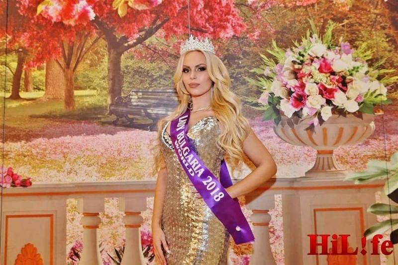 Несебърската връзка на носителката на короната Лейди България 2018