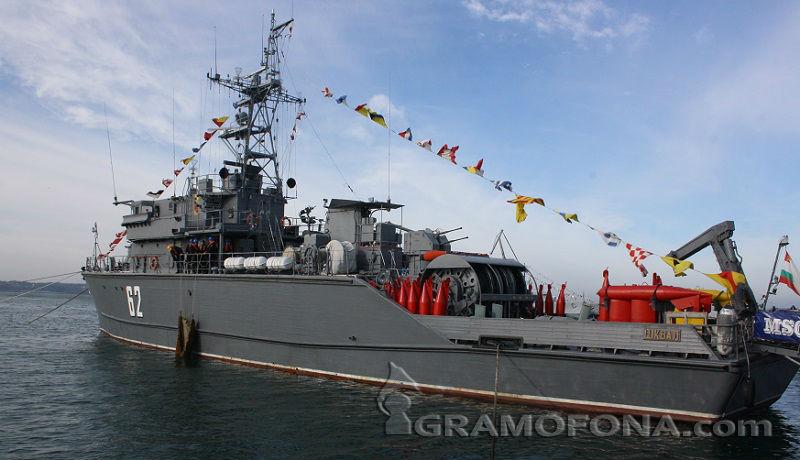 Нова мисия за бургаските военноморски