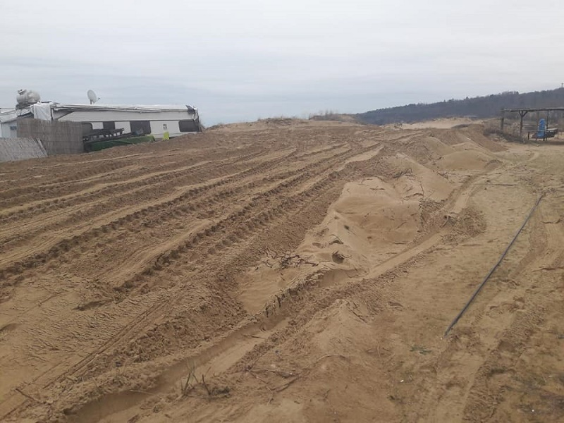 Прекратиха делото за унищожаването на дюните на Каваци