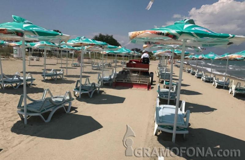 Плажът в Крайморие достъпен и за хората с двигателни проблеми