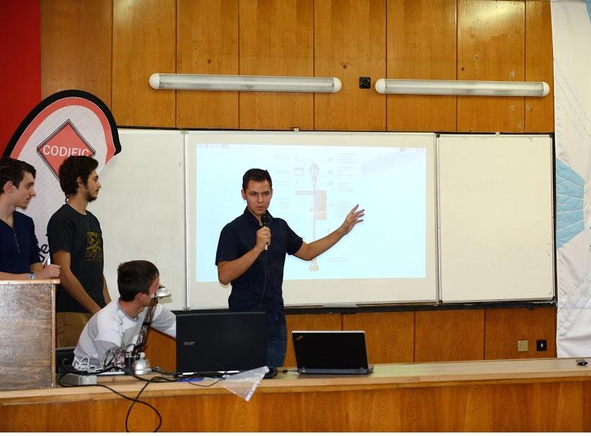 Бургаски студенти представиха свои IT проекти