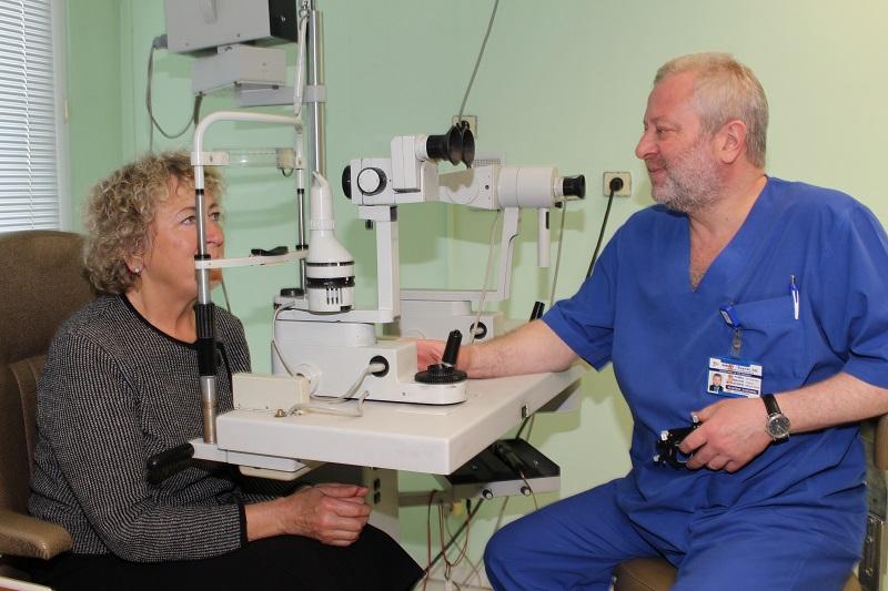Чужденци избират МБАЛ Бургас за очни операции