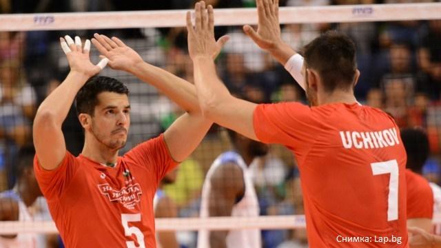 Трета победа за националите ни на Световното по волейбол