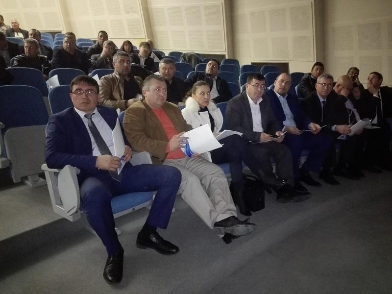 Руенският кмет поиска представител от региона в ЦОБ на ДПС