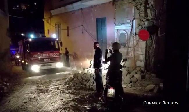 Жертви и разрушения след земетресение в Италия