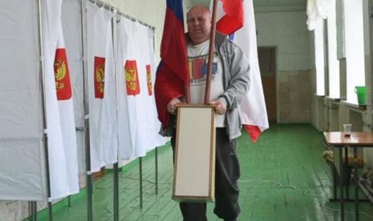 Русия избира президент за седми път