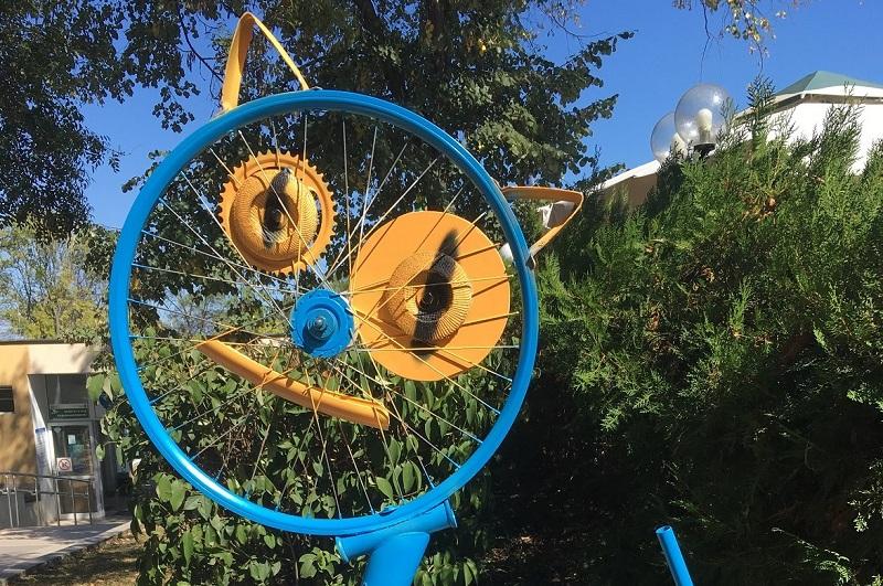 Вижте велосикотките на Бургас
