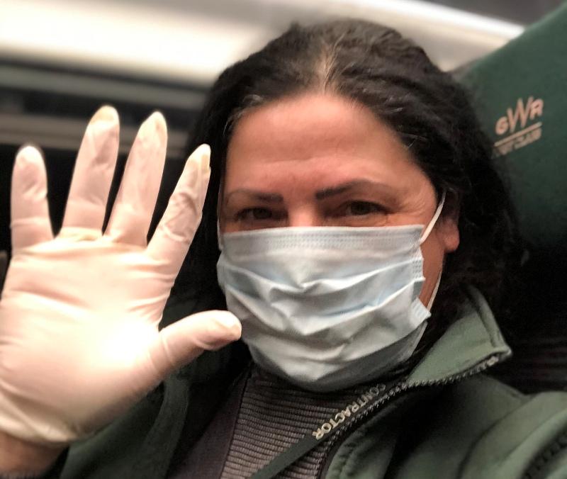 За Великобритания и епидемията от  коронавирус от първо лице