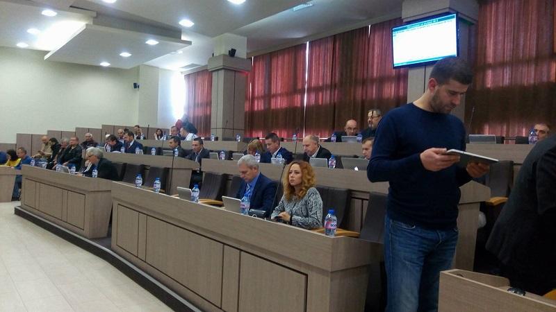 Бургаски общински съветници от ГЕРБ с изнесена приемна в с. Маринка