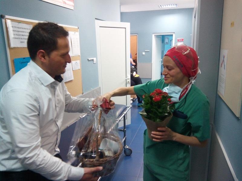 """Стартира второто издание на инициативата """"Достойните лекари"""" на """"Фаркол""""АД"""