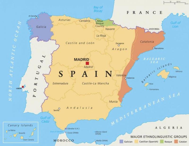 Мадрид отнема автономията на Каталуния