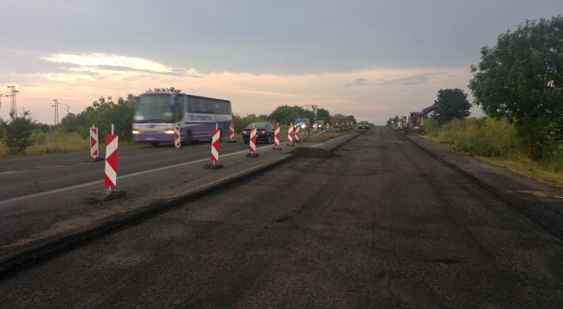 "Започва нов ремонт на магистрала ""Тракия"""