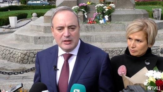 Бургаска подкрепа за Анастас Герджиков и Невяна Митева