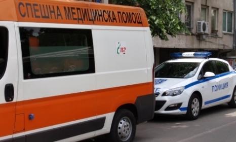 Дете е тежко ранено, блъснато от микробус в село Росен