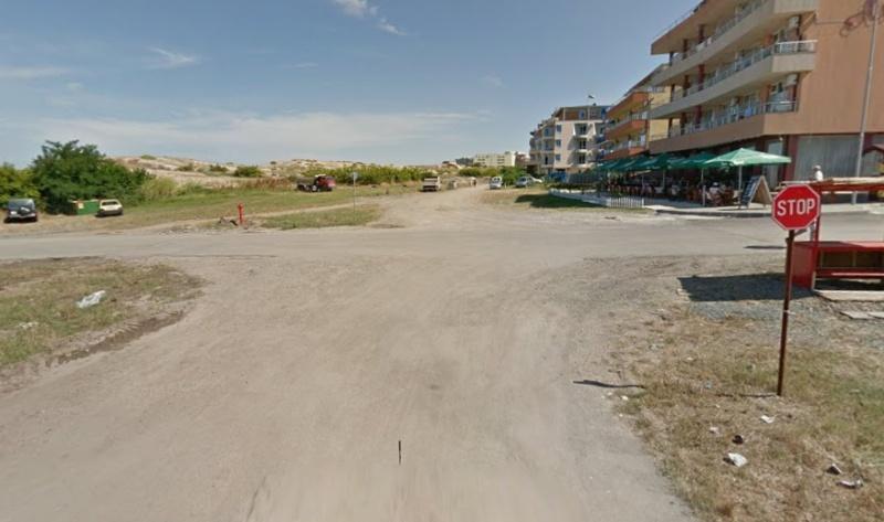 Правят ново кръстовище в Приморско за 1,3 млн. лв.