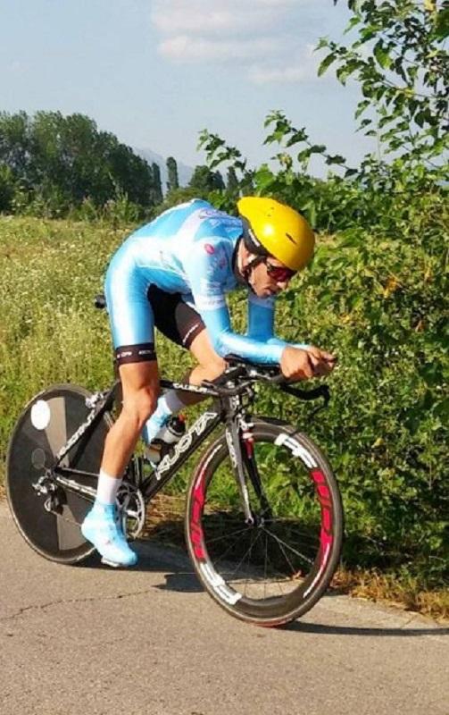 Сребро и бронз за бургаски колоездач
