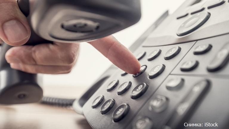 Внимание! За нова вълна от телефонни измами предупреждава полицията