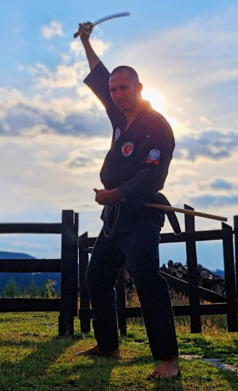 Бургаският самурай Вели Аслан заразява с добрия пример