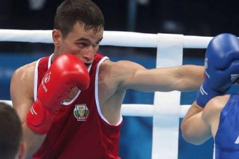 Елиан Димитров излиза на ринга  в Самсун