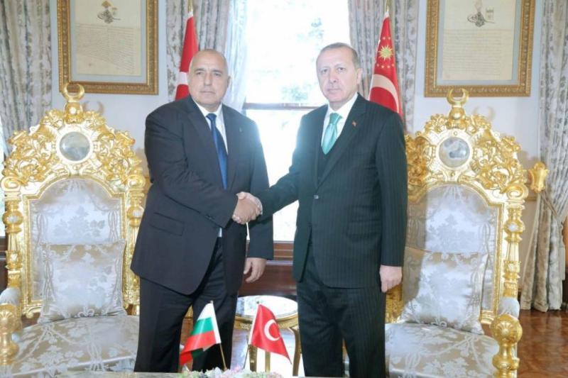 Премиерът Борисов ще посети Турция утре