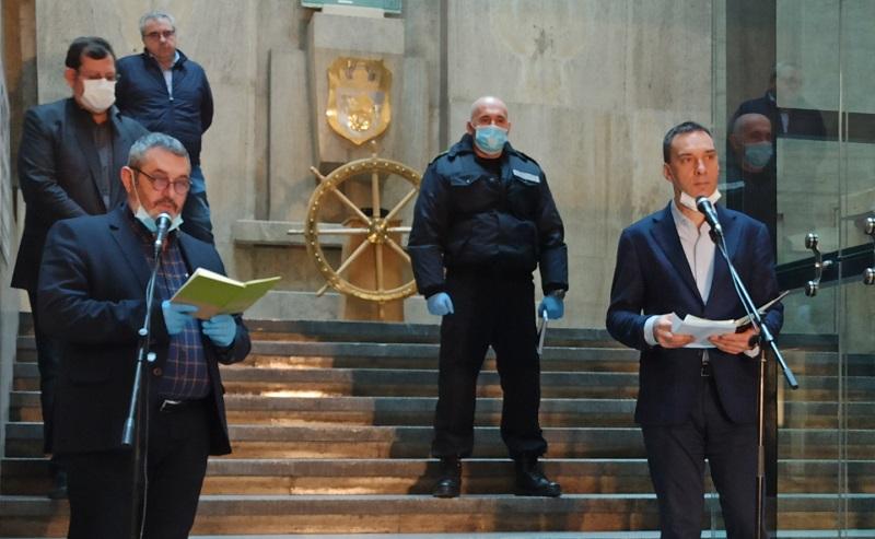 Важно за шофьорите: Синята зона остава безплатна, нова промяна в КПП-та на изходите на Бургас