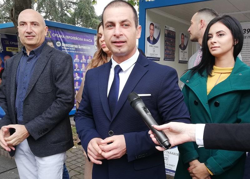 Живко Табаков: Бургазлии ме накараха да се гордея и да заобичам още повече Бургас