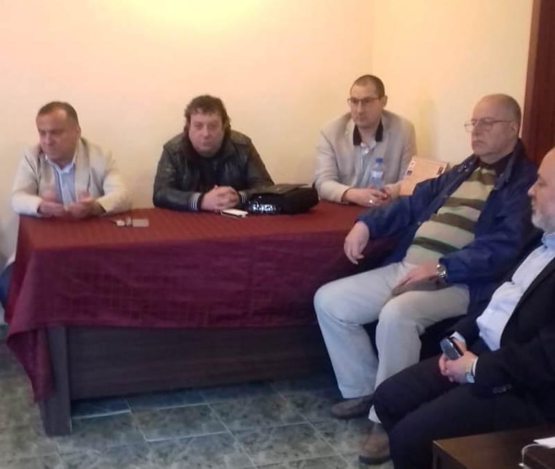 Очаквано преизбраха Антон Коджабашев за областен председател на АБВ