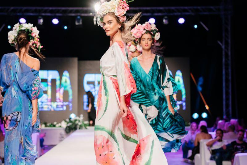 Димитър Мавродиев представи достойно Гранда на Бургас на най-горещото модно събитие Summer Fashion Weekend