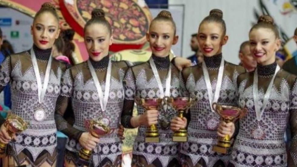 Злато за гимнастичките ни от Световното в Узбекистан