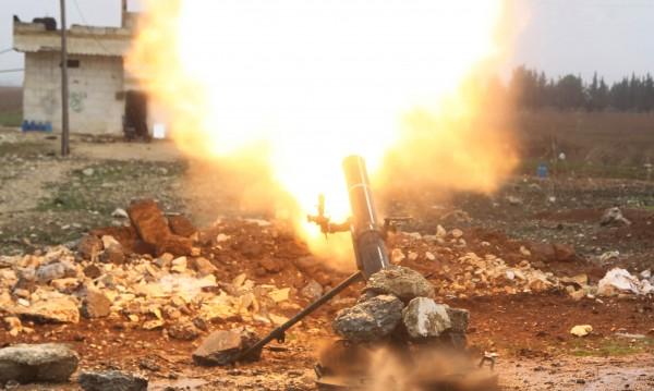 Турция удари четири региона в Сирия